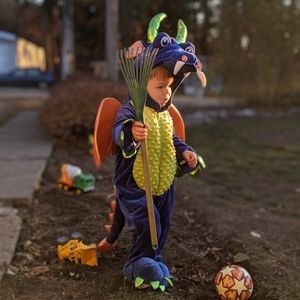 Other - Toddler Halloween Costume - Dragon